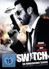 DVD ° Switch - ein mörderischer Tausch ° Eric Cantona ° NEU & OVP