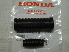 HONDA KICK STARTER & GEAR SHIFTER RUBBER XL80 S XR80 MT250 XL250 XL350 OEM