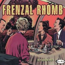 We're Going Out Tonight, FRENZAL RHOMB, Good Single, Import