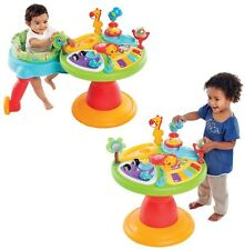 Baby Toy Bright Starts - sit, spin, activity table, young child musical walker