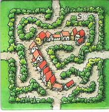 Carcassonne Mini Expansion The Labyrinth  - Old Edition from Hans im Glück
