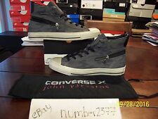 NEW Converse All Star CT Mid zipper Camo John Varvatos size 9.5 Undefeated