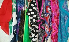 Womens Scarves and Wraps Lot of 11 Pre-owned Mix