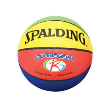 "Spalding Rookie 27.5"" Gear Basketball - Multi-Color"