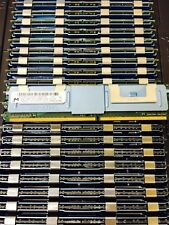 64GB 8 X 8GB MICRON PC2 5300F 2RX4 FBDIMM RAM FOR HP DL360 DL380 DL580 G5