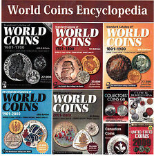 Encyclopedia 2013 Updated Krause Standard Catalog of World Coins-5 Volumes Pdf-