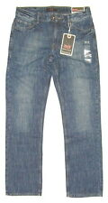 HIS Herren Jeans RANDY - W 33 L 32 - Medium Blue - 102101010 - 2.Wahl Ware !!!!!