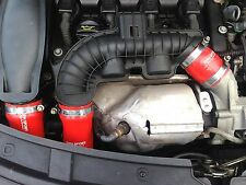 PEUGEOT 207 GTI & GT 1.6 TURBO INTERCOOLER SILICONE HOSE KIT
