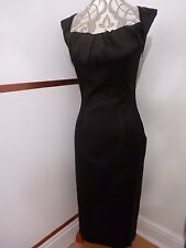 STUNNING AUTHENTIC KAREN MILLEN WIGGLE DRESS SIZE 14