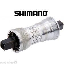 Boitier de pédalier SHIMANO UN55 CARRE 68 1.37x24 118mm