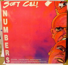 SOFT CELL - Numbers / Barriers - MAXI 12""
