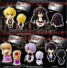 Pandora Hearts keychain strap figure set of 5 Oz Vessalius Gilbert Nightray etc