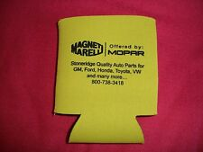 Can Coolers Can Koozies Magnet Marell By Mopar Auto Parts GM Ford Honda Toyota