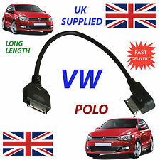 VW POLO MDI 000051446L LONG LENGTH iPhone iPod in car Cable replacement