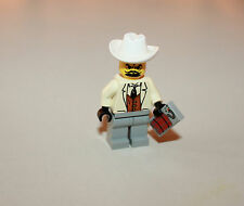 Rare Lego SENOR PALOMAR Minifig ADVENTURERS 5976 5986 Amazon Ancient Ruins River