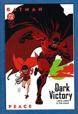 BATMAN: DARK VICTORY # 13 - 2000 - (vf-nm) Long Halloween follow-up