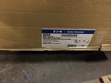 New Cutler Hammer DH366UGK 600 amp 600v Non Fusible Safety Switch Disconnect
