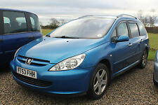 2004 Peugeot 307 SW 2.0 16v Auto SE Lux - Leather - Climate - Alloys - Pan Roof