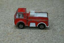 1970's Tootsie Toy Fire Truck-Red Fire Engine NO RESERVE
