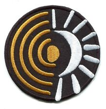 SUN & MOON native art style EMBROIDERED IRON-ON PATCH **FREE SHIPPING** -c p3788