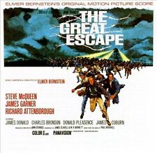 The Great Escape: Original Motion Picture Soundtrack by