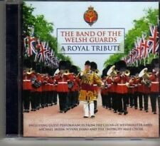 (DG877) The Band of the Welsh Guards, A Royal Tribute - 2011 CD