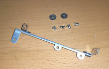 "Hard drive caddy and screws for 12"" aluminum Apple Powerbook G4 HDD"