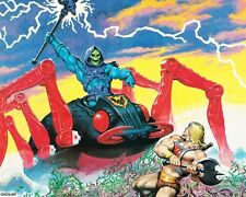 POSTER HE MAN AND THE MASTERS OF THE UNIVERSE GRANDE #6