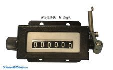 Industrial Mechanical Counter, 6 Digit