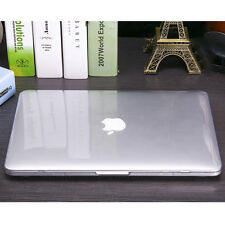 """Rubberized Hard Case Keyboard Cover for Macbook Air Pro Retina 11 12 13 15"""" Inch"""