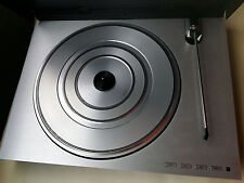 BANG OLUFSEN B&O BEOGRAM 2000 TURNTABLE RECORD DECK PHONO TAKES MMC5 4 3