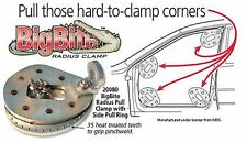 BigBite Radius Pull Clamp with Side Pull Ring Steck 20080 brand new!!!
