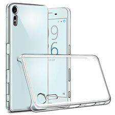 Ultra Thin Clear Transparent Crystal Hard PC Case Cover For Sony Xperia XZ F8332