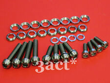 Titanium/Ti Bolts Spacers Washers Kit - Sram Avid Elixir, Code, Juicy Disc Brake