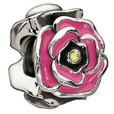 Authentic Chamilia Element Charm Silber 'Simply Rosy' Pink Bead 2020-0648