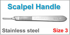 Surgical Scalpel Handle Size 3 Sign Makers Crafts Vets Surgeon Doctors New