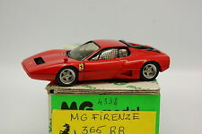 MG Firenze Kit Monté 1/43 - Ferrari 365 BB Rouge