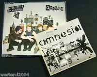 5 Seconds Of Summer - Amnesia - NEW 4 track CD Single + Sticker, Sealed  5sos