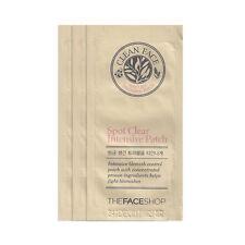 THE FACE SHOP Clean Face Spot Clear Intensive Patch - 3pcs (36pcs)