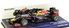 MINICHAMPS 1/43 INFINITI RED BULL RENAULT RB9 S. VETTEL WINNER GERMAN GP 2013