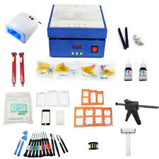 110V Screen Repair Machine Set Kit Phone LCD Separator Glass Split Remove Tool