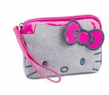 Hello Kitty Wristlet with ID Pocket - Summer Vacation or Back to School NWT