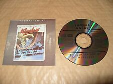 Thomas Dolby The Golden Age Of Wireless cd 1983 Excellent Condition
