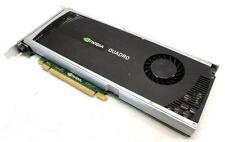Dell 038XNM Nvidia Quadro 4000 2GB PCIe Video Card