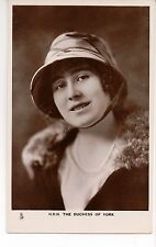 Vintage Postcard Queen Elisabeth The Queen Mother