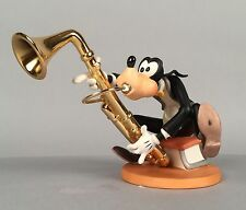 Wdcc Symphony Hour Figurine - Goofy's Grace Notes - Ears Up - Walt Disney Le
