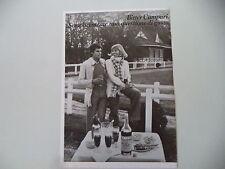 advertising Pubblicità 1976 BITTER CAMPARI