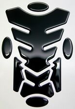 Grim Reaper Black Transformer Resin Domed Gel Tank Pad