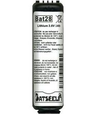 BATTERIA PILA DAITEM - LOGISTY 3,6V 2Ah COMPATIBILE BATLI28 BATLI38 BAT28