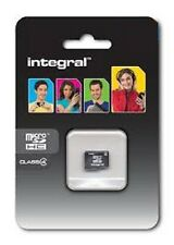 Brand New Integral 4GB Class 4 - Micro sd SDHC Memory Card